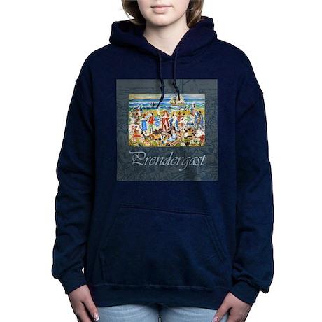 Maurice Prendergast Bathers Hooded Sweatshirt