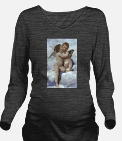 Bouguereau Long Sleeve Maternity T-Shirt