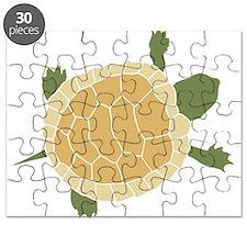 I Like Turtles Puzzle