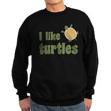 I Like Turtles Jumper Sweater