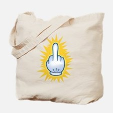 Tooney Bird Tote Bag