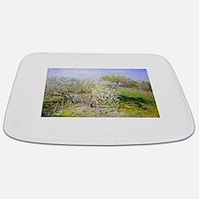 Claude Monet Apple Trees Bathmat