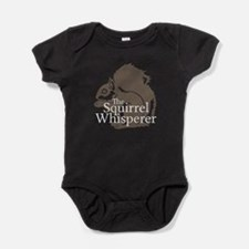 The Squirrel Whisperer Baby Bodysuit