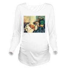 Cute Still life Long Sleeve Maternity T-Shirt