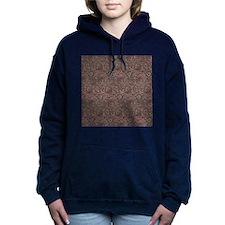 Exotic Pattern Hooded Sweatshirt