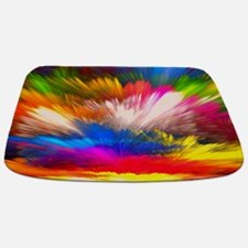 Abstract Clouds Bathmat