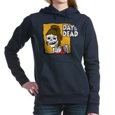 Day Of The Dead Hooded Sweatshirt