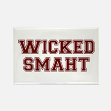 Wicked Smart (Smaht) College Magnets