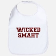 Wicked Smart (Smaht) College Bib