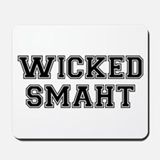 Wicked Smart (Smaht) College Mousepad