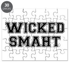 Wicked Smart (Smaht) College Puzzle