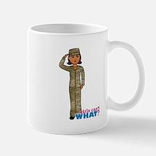 Air Force Camo Dark Mug