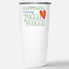 Cute Puggle Travel Mug