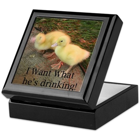 Duckies! Keepsake Box