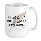 Author Large Mugs (15 oz)