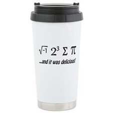 I Ate Some Pie and It Was Delicious Travel Mug