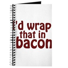 Id Wrap That In Bacon Journal