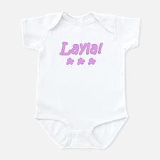 Layla Infant Bodysuit
