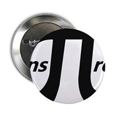 "Inspire Inspirational Pi Symbol 2.25"" Button"