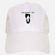 Custom Bigfoot Footprint Baseball Baseball Baseball Cap