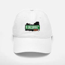 W Kingsbridge Rd, Bronx, NYC Baseball Baseball Cap