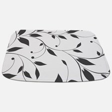 Elegant Leaves Bathmat