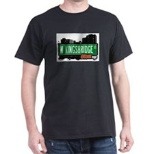 W Kingsbridge Rd, Bronx, NYC T-Shirt