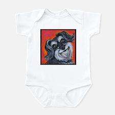 Schnauzer Stella Infant Bodysuit