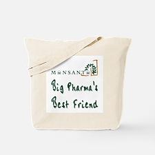 Funny Gmo Tote Bag
