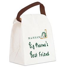 Unique Torture Canvas Lunch Bag