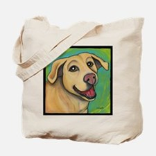 Yellow Lab Sophie Tote Bag