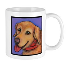Golden Retriever Meg Mug