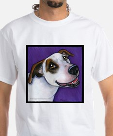 German Shepherd Pit Bull Mix Zoey Shirt