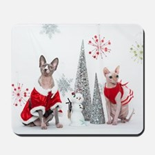 Happy Holidays 106 Mousepad