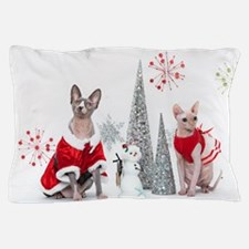 Happy Holidays 106 Pillow Case