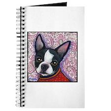 Boston Terrier Peggy Journal