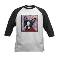 Boston Terrier Peggy Tee