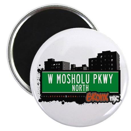 W Mosholu Pkwy North, Bronx, NYC Magnet