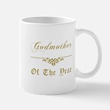 Godmother Of The Year Mug