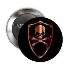 "Funny Hearse 2.25"" Button (10 pack)"