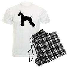 Classic Schnauzser Pajamas