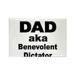 DAD aka Benevolent Dictator Magnets