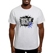 Esophageal Cancer Kick Butt T-Shirt