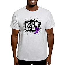 GIST Cancer Kick Butt T-Shirt