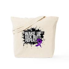 GIST Cancer Kick Butt Tote Bag