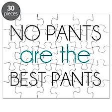 No Pants Are The Best Pants Puzzle