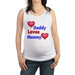 DADDY LOVES MOMMY Maternity Tank Top