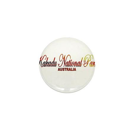 Kakadu National Park, Austral Mini Button (10 pack