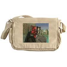 Unique Badger Messenger Bag