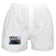 HMS Bounty Tall Ship Boxer Shorts
